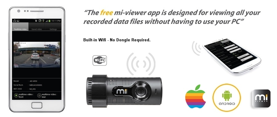 MI Witness App for iOS and Android