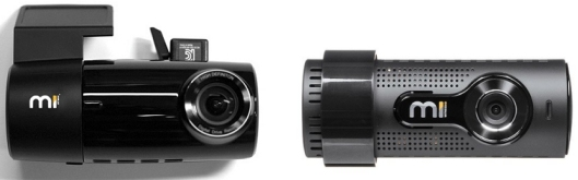 Old and New Witness Cams.