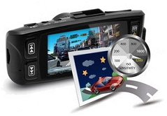 Car Camera with High ISO