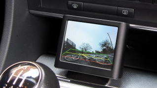 Car Reversing Camera Screen