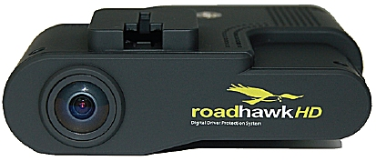 The RoadHawk HD Car Camera