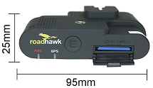 Rear View of RoadHawk HD